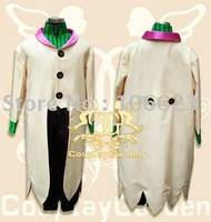 Wholesale Freeshipping Hot Selling low price Cheap Cosplay Costume C1315 D.Gray Man Millenium Earl Uniform