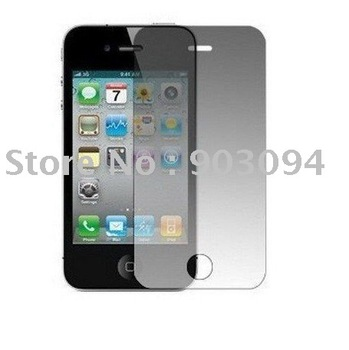 free shipping 50/lot high-definition for iPhone 4g Screen Protector retail packing