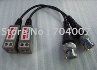 Passive vide balun single channel video transmission