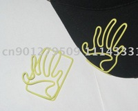 Guarantee 100% Genuine Iron wire,1.6mm dia.,Antler shaped hat clips,Designer fancy hat clips+Free options for custom shapes