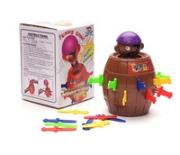 Free shipping 2011 - innovative products gift gift toy wacky whole cup toy pirates barrels