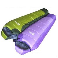 discount Free shipping.new brand.moss sleeping bag.camping sleeping bag.(-8)-15 cotton