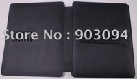 promotion free shipping 10pcs/lot leather materials cover for apple ipad case and for ipad 2 leather cover