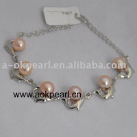 AB035 Fashion freshwater pearl jewel