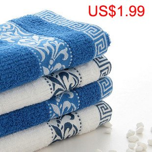 face towel,100% cotton,34*76cm,new arrivie,hot sell(China (Mainland))