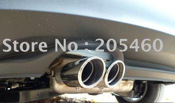 Wholesale price/ 304# S/S exhaust pipe/ muffler for Volkswagen Tiguan