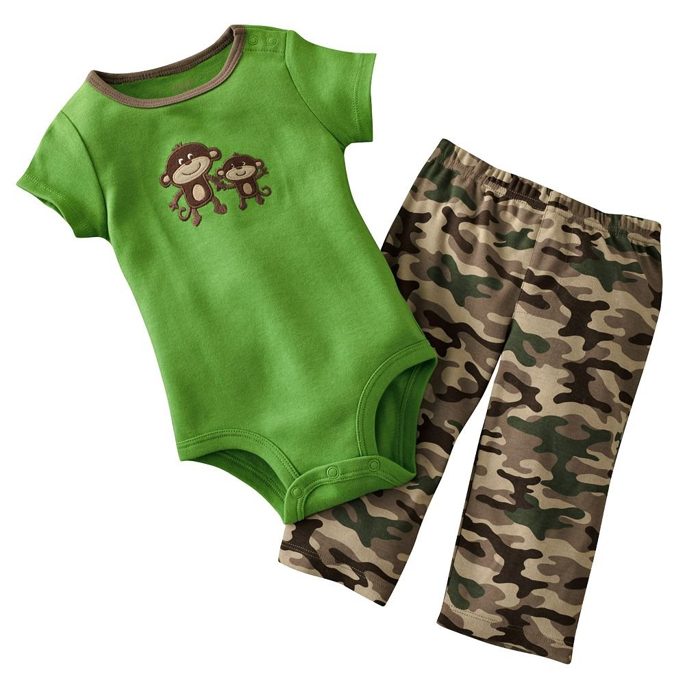 Carter's suits baby outfits romper trousers tee shirts toddler top tights baby boys sets bodysuits jumpsuit garments pants LM110(China (Mainland))