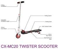 CX-MC20 TWIST SCOOTER, WHIPS SIDE TO SIDE, WAVE SKATEBOARD, DRIFT ROLLER, MAGIC WHEEL, KIDS TOYS