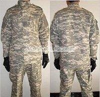 ACU Uniform camouflage uniform, military uniform,combat garment, camo cloth