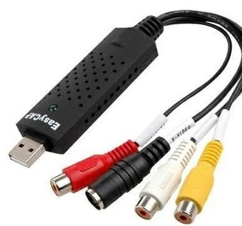 Wholesale Free Shipping 5 pieces/Lot EasyCap Usb 2.0 Video TV DVD VHS Audio Capture Adapter