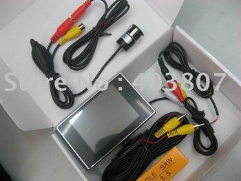 "car camera 3.5"" TFT display  PSV-168"