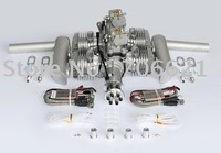 FREE SHIPPING DLE222 222CC Gasline engine  rc engine
