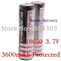 Free DHL/FEDEX 18650 3000mAh Rechargeable Battery + Dual Charger
