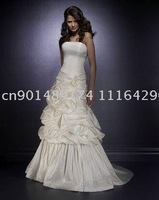 2013 New Sexy Noblest wedding Dresses/Prom Gown*Custom*Size 2---28
