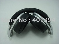 2piece Black/White Pro Over-Ear Headphones DJ headphone for MP3 with factory sealed box + Free shipping