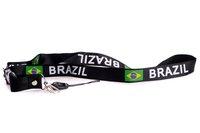 Wholesale Sport Key Chain,New Arrival,Free shipping-Soccer key chain,Brazil Football key chains
