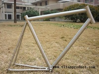 Titanium Bicycle Road Frame (Integrated Head Tube)