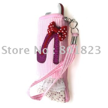 Free shipping-11pcs,Cute cartoon wallet / female cloth key holder / mobile phone bag camera bag coin bag,best-selling