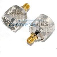 Good quality New SMA Female to N Male Adaptor Free shipping
