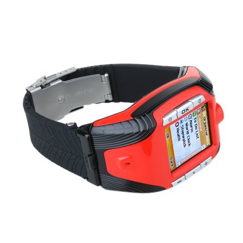 Cool Design,2011 Fashion Watch Phone F3,Popular Wrist Cell Phone,GSM Quad band mobile phone,Bluetooth,Camera,FM,Free shipping(China (Mainland))