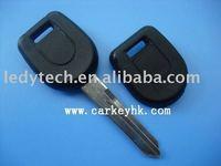 Hot sale high quality Mitsubishi key shell with left blade no logo