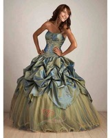 The wholesale supply foreign trade upscale nuptial dress, the formal clothes process WD-280