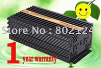 Factory  sell dc12v/24v 4000w pure sine wave solar inverter /power inverter/home inverter
