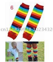 Free shipping! 100 Pairs New Baby BL Sweet Leg warmers Legs knee sock warmers socks Cotton length:30 cm