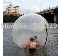 Inflatable Water  Ball Dia 2m Model LJF 9001H, Water Play Equipment, Great Water Fun, free shipping