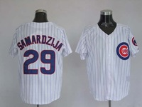Free Shipping - 2011 cheaper jerseys baseball Jersey Chicago Cubs 29# Samardzija Team Color Mix Order&Free shipping