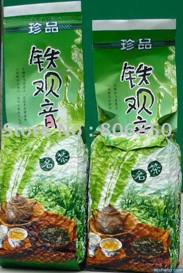 Hot Sale 100% Natural Hand Made 250g x 4 bag chinese oolong tea,Flower Aroma,NO Additives, Free Shipping(China (Mainland))