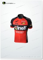 Wholesale 2010 CINELLI cycling jerseys only jersey red color free shipping