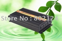 Hot sell 1500w dc 24v- ac 110v pure sine wave solar inverter/ power inverter/home inverter with jp plug  free shipping