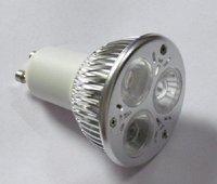 GU10 3*2W led spotlight;epistar led chip