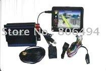 GPS Navigation Vehicle Tracker GPS Camera With Fuel Check Car Tracker(China (Mainland))