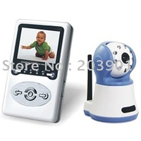 free shipping Digital Baby Monitor / wireless camera for baby monitor/color CMOS baby monitor