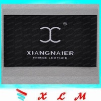 garment main woven label