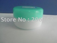 Factory direct sale Lot 100 Pcs 20g PE cream bottle,cosmetic container,PS jar,cream jar,Cosmetic Jar,Cosmetic Packaging