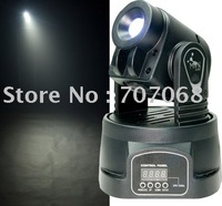 15W Mini LED  stage moving head lighting wash