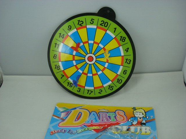 funning children dartboard game with boomerang classic game target--240pcs/lot free shipping(Hong Kong)