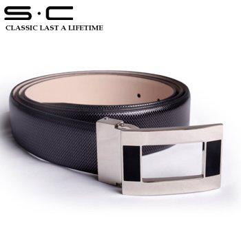 S.C Free Sample + Best Sell + Italian Leather Belt + Cow Leather Belt + Dress Leather Belt PY0 ...