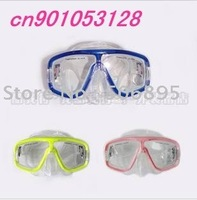 free shipping Sinodive MD207 mask mask/TUSA/toughened glass lenses/diving equipment/supplies