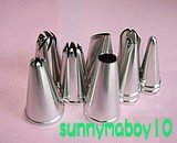 30% off disacount 100pcs/Lot New Medium high quality stainless steel framed flowers scattered mouth cake moulds Cakecup