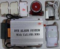 GSM MMS  Alarm System,GSM Alarm,MMS Wireless & Wire Alarm,