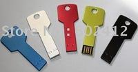 hot sell custom logo memory key usb stick 4GB free shipping