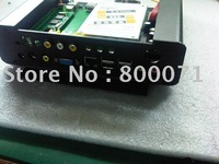 aluminium fanless  Car PC with DVR function N2701.6GHz building  GPS 3G  HSDPA camera cusotmization for you special