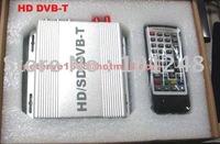 free shipping HD New DVB-T, Digital TV Receiver Car, H.264 mpeg4 car dvb-t receiver+freeshippingAT-999B