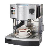 fully automatic coffee machine All stainless steel housing pump pressure italian espresso coffee Machine