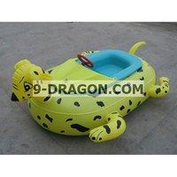 Kit Boat,Children Electirc Inflatable battery Boat,12V,36A/hr,Max 79kgs,WB002