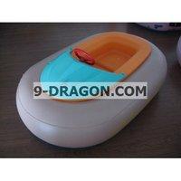 Kit Boat,Children Electirc Inflatable battery Boat,12V,36A/hr,Max 79kgs,WB001